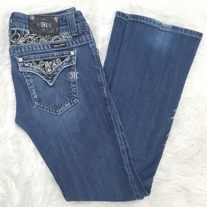 Miss Me Jeans Boot Cut Size 29